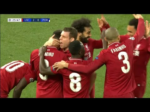 Liverpool 2 : 0 FC Porto Penalty Championsleague 2019 HD GOAL ALL GOALS