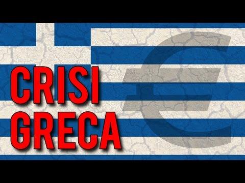 la crisi della grecia