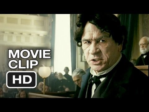Lincoln Movie CLIP #4 - Created Equal (2012) - Steven Spielberg Movie HD