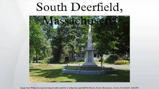 South Deerfield (MA) United States  City pictures : South Deerfield, Massachusetts