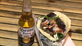 Three Monkeys Bar and Restaurant with customer voiceover