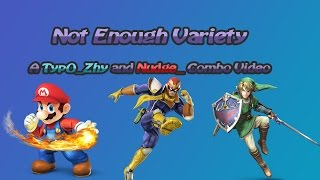 Link and Mario Combo VIdeo