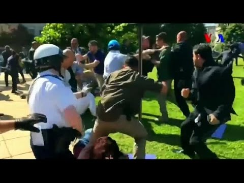 ΗΠΑ: Διώξεις κατά μελών της φρουράς του Ερντογάν
