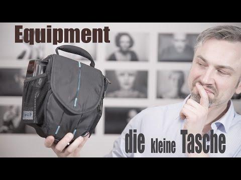 Foto Equipment kleine Tasche - TFP Shooting