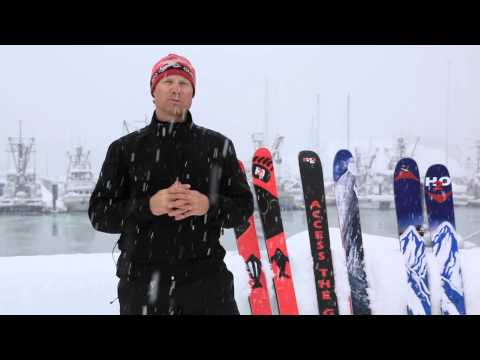 Dean Cummings - The Steep Life sizzle reel - H20 Guides