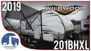 6. 2019 Forest River Wildwood X-Lite 201BHXL Travel Trailer RV For Sale Lakeshore RV Center