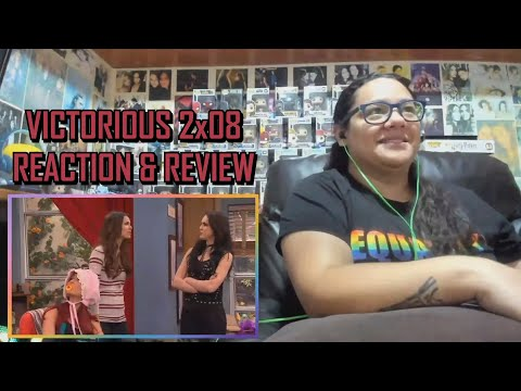 "Victorious 2x08 REACTION & REVIEW ""Helen Back Again"" S02E08 