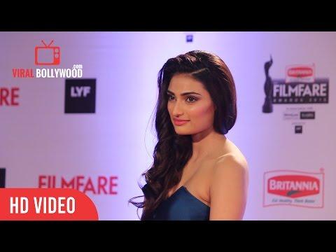 Athiya Shetty at Filmfare Awards 2016 | Red Carpet | ViralBollywood