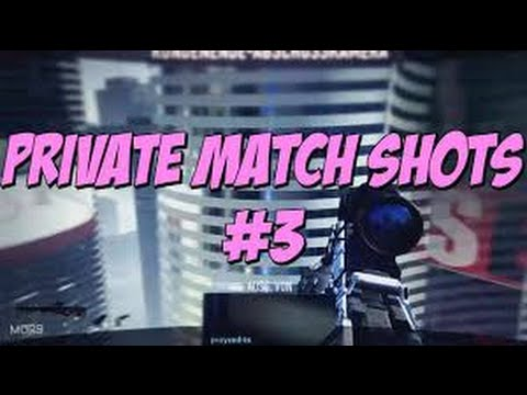 Swry: Sick Private Match Shots #3 Ft Larry!