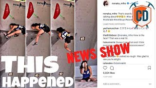 That Has Got To Hurt! | Climbing Daily Ep.1188 by EpicTV Climbing Daily