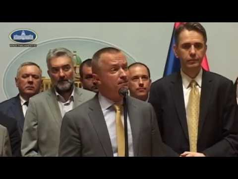 Бојан Пајтић: Нећемо да будемо декор у Вучићевој аутократској владавини