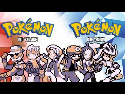 Pokemon - All Gym Leader Battle Themes (Gameboy Style)