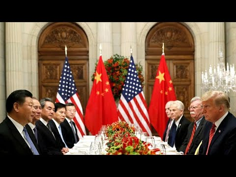 ΗΠΑ-Κίνα: Θετικές οι αντιδράσεις από την ανακωχή στον εμπορικό πόλεμο…