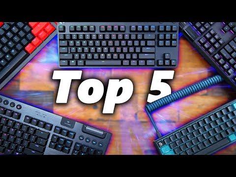 Top 5 Gaming Keyboards 2019!