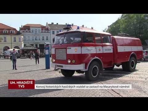 TVS: Deník TVS 1. 5. 2018