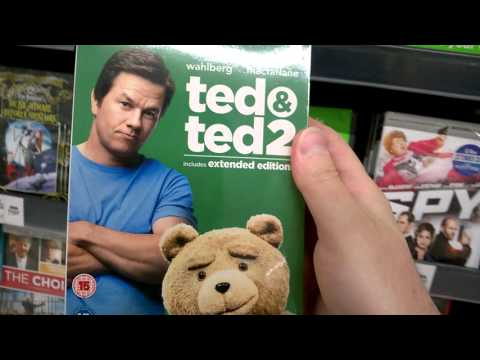 Asda New Blu Ray/dvd releases - Ted 2, Southpaw, Raiders of the lost Shark, Maggie etc.