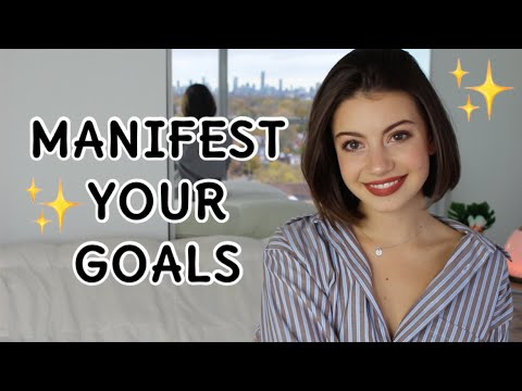 4 TRICKS TO MAKE YOUR DREAMS COME TRUE //