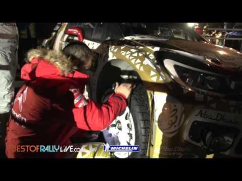 Leg 1 - 2015 WRC Rallye Monte-Carlo - Best-of-RallyLive.com