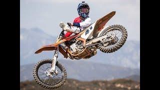 8. 2018 KTM 450 SX-F | Dirt Rider 450 MX Shootout