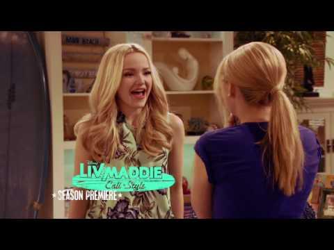 New Season! | Liv and Maddie: Cali Style | Disney Channel