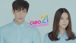 CLEO 21st Anniversary – 21 LOOKS ด้วยลินินคอลเลคชั่น จากยูนิโคล่