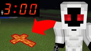 [REAL] HOW TO SPAWN ENTITY 303 IN MINECRAFT PE 1.9 AT 3:00AM 100% Real NO JOKE *SCARY*