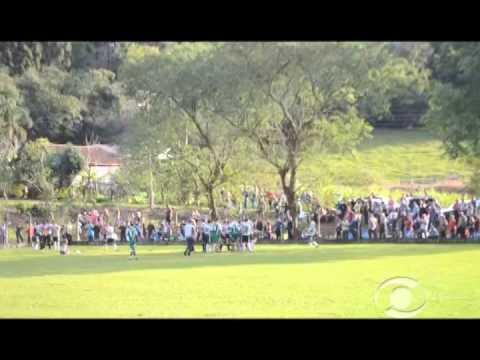 Juventude de Linha Orlando é o campeão municipal  de futebol amador de Marques de Souza