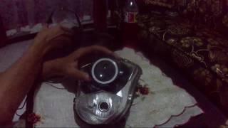 Video #2. DIY - Pasang LED proji transformer/U7 di reflektor | Motovlog Indonesia - Malang MP3, 3GP, MP4, WEBM, AVI, FLV November 2018