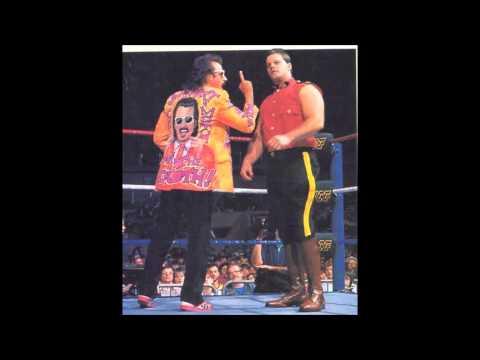 The Mountie 1st WWE Theme (видео)