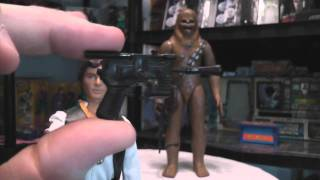 """Toy Room of Insanity---Ep.20 """"Star Wars Kenner 12 Inch Line Part 1"""""""