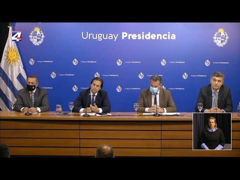 Gobierno anunció incremento de fiscalizaciones en fiestas y aumento de controles fronterizos