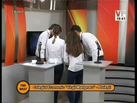 Preselecții The Best – 15 octombrie 2014 (I) – Liceul Economic Virgil Madgearu Ploiești