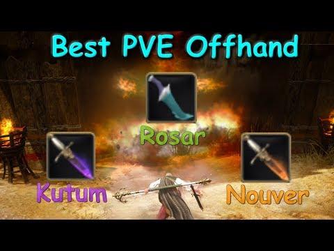 Does Kutum REALLY have Monster Dmg ? | Kutum VS Nouver VS Rosar for PVE | Black Desert Online