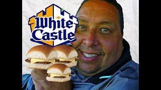 Video WHITE CASTLE® Cheesy Sliders Review! MP3, 3GP, MP4, WEBM, AVI, FLV Juli 2018