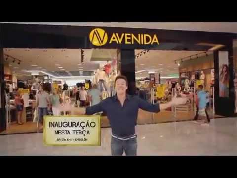 Inauguração Lojas Avenida em Belém/PA