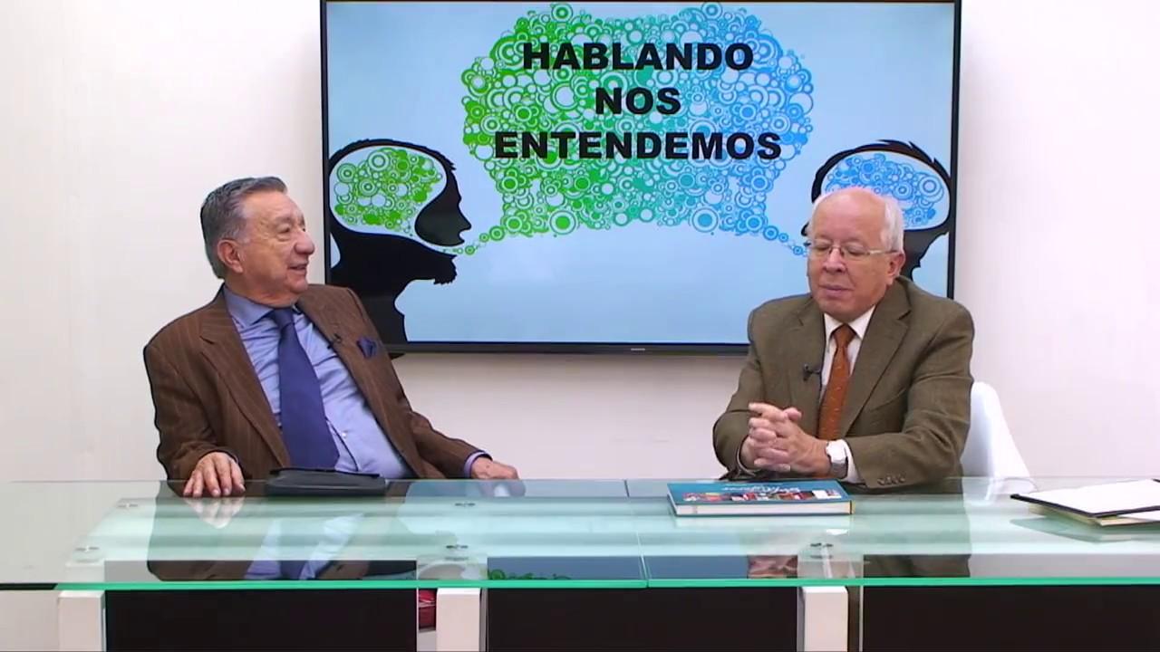 HABLANDO NOS ENTENDEMOS - INVITADO MARCO ANTONIO RODRÍGUEZ TEMA LA LENGUA Y EL ARTE PLÁSTICO