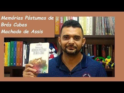 MEMÓRIAS PÓSTUMAS DE BRÁS CUBAS - MACHADO DE ASSIS (#2019.03)