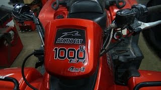 9. Arctic Cat 1000 H2 Repairs & Mods