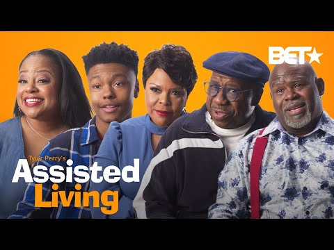 Meet The Hilarious Cast Of Tyler Perry's 'Assisted Living'!