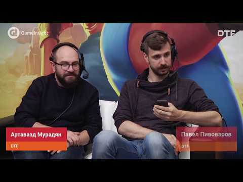 INSOMNIA: The Ark - DevGAMM 2018 interview