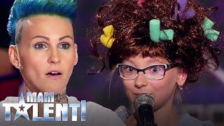 Gdy na scenie Mam Talent pojawiła się Emilka to Chylińska oniemiała. Jednak to Hołownia zaskoczył wszystkich.