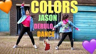 Video COLORS Jason Derulo Dance Choreography 💛💚💜💙 MP3, 3GP, MP4, WEBM, AVI, FLV Maret 2018