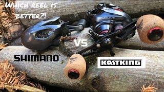 Video Shimano casitas vs KastKing Spartacus plus (reel comparison/review) MP3, 3GP, MP4, WEBM, AVI, FLV Februari 2019