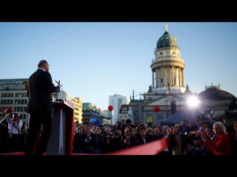 Μάρτιν Σουλτς: «Στηρίξτε το SPD»