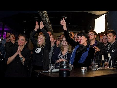 Ισλανδία: Ενισχυμένοι, αλλά τρίτο κόμμα, οι «Πειρατές» από τις κάλπες – world