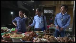 Kiểm tra vệ sinh an toàn thực phẩm tại chợ Thanh Sơn, chợ Trung tâm thành phố Uông Bí