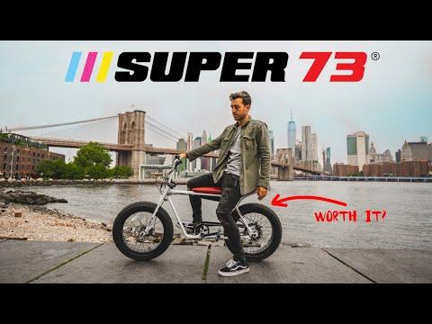 SUPER73 - World's BEST e-bike