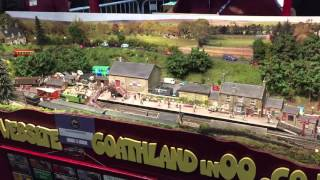 Doncaster United Kingdom  city pictures gallery : Festival of British Railway Modelling Doncaster 2016