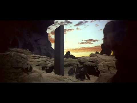 2001: A Space Odyssey, black monolith