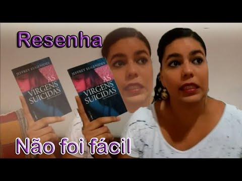 "VEDA #02: Resenha do livro ""As Virgens Suicidas"", do Jeffrey Eugenides"
